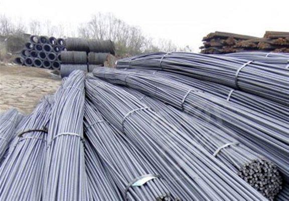 دادوستد ۵۴ هزار و ۶۵۵ تن میلگرد و تیرآهن در بورس کالا