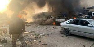 سه انفجار تروریستی در بغداد/ 6 نفر زخمی شد