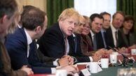 نخستوزیر انگلیس چند وزیر را برکنار کرد