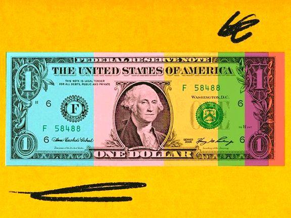 نرخ دلار در معاملات جهانی اندکی کاهش یافت