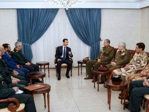 بشار اسد: مثلث دمشق، تهران، و بغداد مستحکم تر شده است
