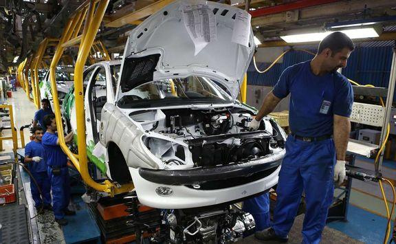 تولید روزانه خودرو از 1000 به 4000 دستگاه رسیده است