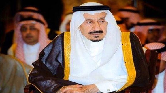 متعب بن عبدالعزیز براد پادشاه عربستان درگذشت