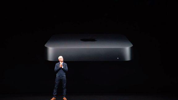 اپل از نسل جدید کامپیوترهای مک مینی پرده برداشت