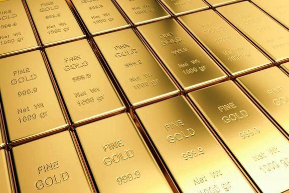 نوسان قیمت طلا با تقویت جزئی دلار