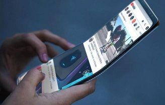 معرفی اولین گوشی هوشمند تاشوی سامسونگ