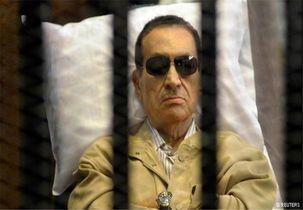 حسنی مبارک رئیس جمهور مخلوع مصر درگذشت
