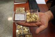 قیمت سکه به زیر 12 میلیون تومان رفت
