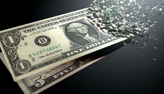 کاهش ارزش دلار با صعود نرخ تورم آمریکا