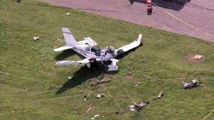 سقوط هواپیما در شیلی/تعداد قربانیان 2 نفر اعلام شد