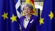 تاکید ترزا می بر خروج به موقع انگلیس از اتحادیه اروپا