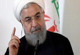 فیلم چاقوکش خطاب کردن آمریکا توسط روحانی