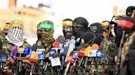 گروه های فلسطینی از پیروزی لنانی ها در برابر اسرائیل استقبال کردند