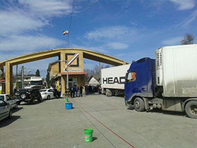 صادرات 122 هزار تن کالای غیرنفتی از گمرک آستارا