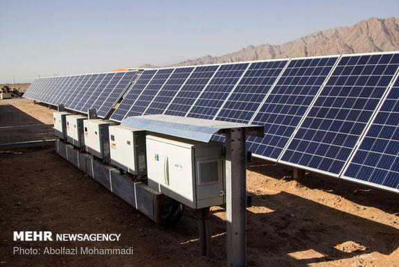 تأمین  20 درصد برق مصرفی از انرژیهای تجدیدپذیر