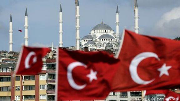 نرخ تورم ترکیه به کمترین میزان سه ماه اخیر رسید