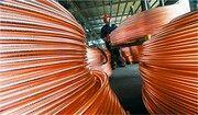 افت 33 درصدی ارزش واردات مس در 7 ماهه نخست سال