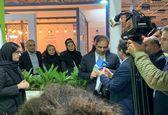 رئیس سازمان بورس و اوراق بهادار از نرم افزار سیلیکون سهام رونمایی کرد