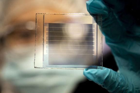 سلولهای خورشیدی شفاف با طول عمر ۳۰ ساله
