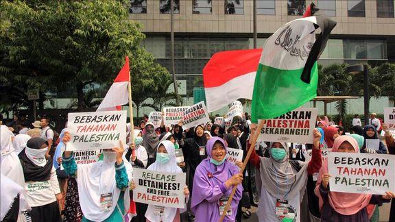 تصمیم عجیب یک گروه مسلمان اندونزیایی برای ورود به خاک اسرائیل