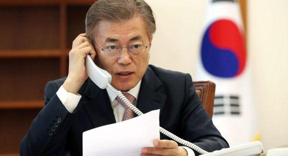 وساطت کره جنوبی برای برقراری ارتباط میان اون و ترامپ
