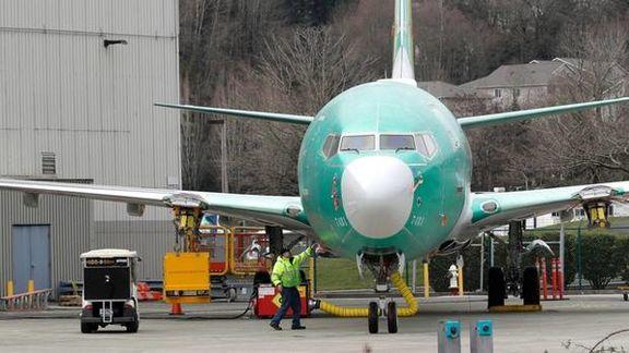تعلیق پرواز بوئینگ 737 توسط کشورهای دیگر