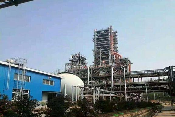 نخستین کارخانه تولید آهن اسفنجی چین توسط ایرانی ها ساخته می شود