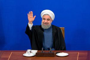 آغاز نشست خبری رئیس جمهور ایران با رسانههای داخلی و خارجی