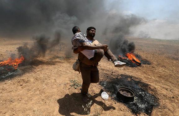 انجمنهای حقوق بشری اسرائیلی خواستار توقف کشتار فلسطینیان و پایان محاصره غزه شدند