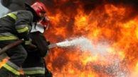 جزئیات آتش سوزی در بیمارستان قدیمی مشگینشهر