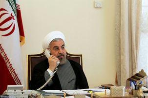 روحانی خطاب به امیر قطر: این دولت ها هستند که باید در این شرایط به یکدیگر کمک کنند