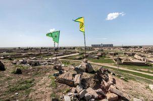 کردهای سوریه علیه اردوغان اعلام قیام عمومی کردند