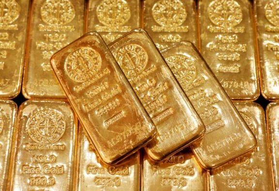 قیمت طلا کاهش یافت/ هر اونس ۱۷۶۲ دلار