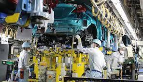 افت دوباره تولید کارخانجات ژاپن در ماه آگوست