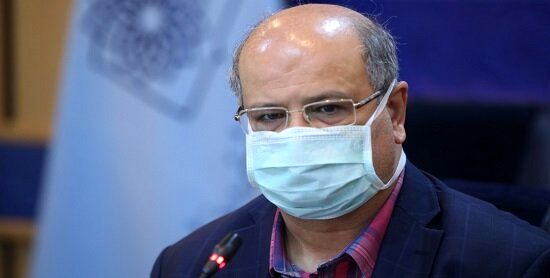 آخرین وضعیت رنگ بندی کرونا در استان تهران