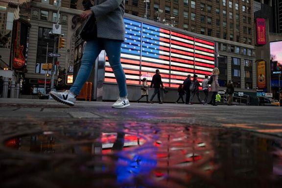 رشد اقتصادی 6.4 درصدی آمریکا در سه ماهه نخست سال