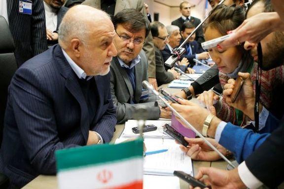 زنگنه: کاهش تولید نفت خط قرمز ایران است