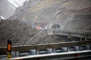 تردد از آزادراه تهران - شمال با بازگشایی چالوس امکانپذیر شد