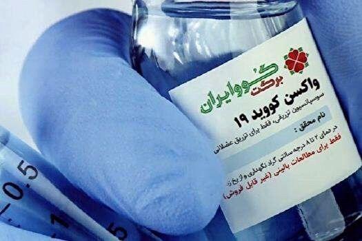 تولید ۴ میلیون دُز واکسن «کوو ایران برکت» در تیر ماه