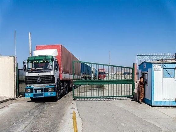 سخنگوی گمرک توقف تجارت با افغانستان از مرزهای دوغارون و ماهیرود را تکذیب کرد