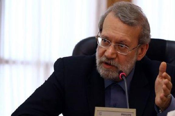 لاریجانی: امیدواریم با همکاری دولت پاکستان گروگانهای ایرانی به ایران باز گردند