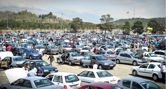 قیمت خودرو در تاریخ 15 آبان ماه کاهشی شد/پراید 133 میلیون تومان