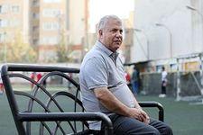 آخرین وضعیت جسمانی علی پروین