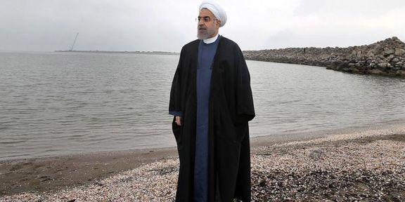 نماینده رشت از وعده انتقال آب خزر به سمنان توسط رئیس جمهور انتقاد کرد