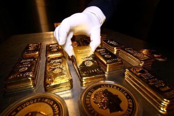 طلای جهانی به ۱۵۵۳ دلار و ۱۲ سنت رسید