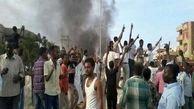 واکنش عجیب وزیر کشور سودان به تظاهرات مردم