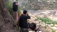 حمله نیروهای یمنی به پایگاههای ائتلاف سعودی در داخل خاک عربستان