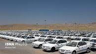کشف یک انبار بزرگ خودرو در تهران با بیش از هزار خودرو