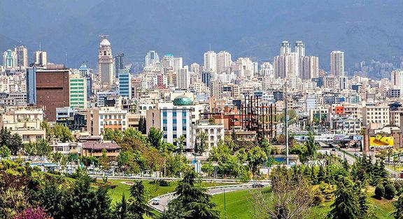 کاهش 16 درصدی قیمت خانه در برخی مناطق تهران
