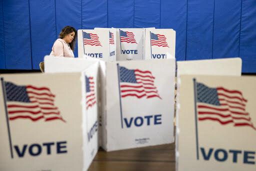 کمیپین ترامپ همچنان روی دستگاه های رای الکترونیکی تحقیق می کند